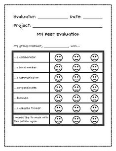 Use this listening checklist student self assessment to