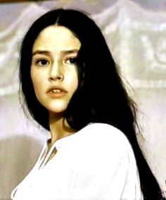 Olivia Hussey.  Remember her as Juliet?