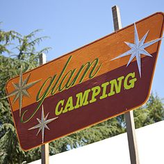 Welcome to Camp Glam