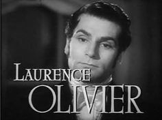 Photo of Laurence Oliver Mr. Darcy for fans of Pride and Prejudice 1940 24439523 Turner Classic Movies, Classic Films, Hollywood Actor, Hollywood Stars, Shakespeare Lines, Ethel Waters, Hattie Mcdaniel, Mr Darcy, Richard Iii