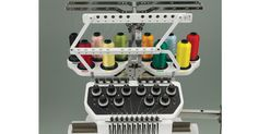 Brother Entrepreneur® Pro PR1000e | 10-Needle Home Embroidery Machine    We have this machine for sale in our Columbus Store