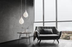 The Pendant lamp Vita Alva from Vita Copenhagen ist an wonderful and easy design lamp for every room
