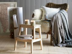 IKEA - DUNÄNG, Throw, gray, Wool is stain-repellent, durable and provides good insulation. Home Depot Adirondack Chairs, Composite Adirondack Chairs, Buy Furniture Online, Discount Furniture, Classic Furniture, Furniture Styles, Living Room Chairs, Living Room Furniture, Kitchen Furniture
