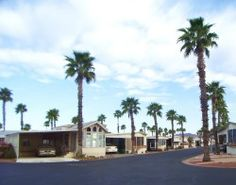Arizona Snowbird Parks
