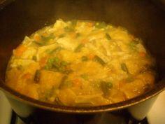 Mock Chicken Soup