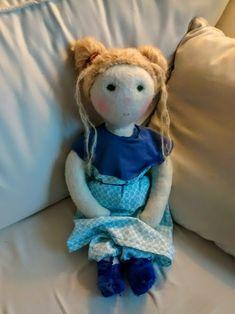 Gastbeitrag: Puppe Saskia – Wollwesen