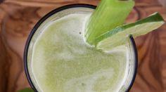 Basil Apple Lime Juice