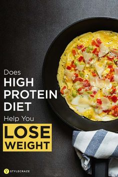 What are the factors that stimulate weight loss in people on a high-protein diet? How much protein is good for weight loss? Don't worry, you will find all the answers here. But first, take a look at the facts and science behind the success of the high-protein diet. Does High Protein Diet Help You Lose Weight?