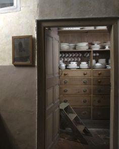 Plain English Design (@plainenglishkitchens) • Instagram photos and videos Kitchen Themes, National Trust, China Cabinet, Storage, European Kitchens, Manor Houses, Cabin Ideas, Furniture, Room Kitchen