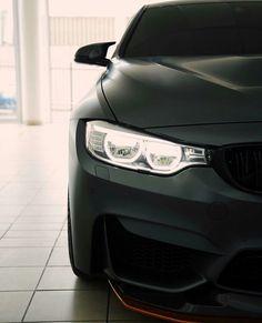 BMW All Black