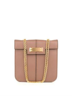 Close Up leather shoulder bag | Valentino | MATCHESFASHION.COM