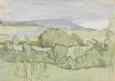 "robert-hadley: "" Jack Butler Yeats, R.H.A. Source: Sotheby's.com """