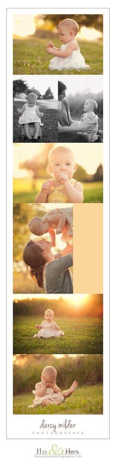 Iowa Child Photographer, Darcy Milder | His & Hers | Des Moines, Iowa