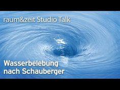 Werner Habermeier: Wasserbelebung nach Schauberger (raum&zeit Studio Talk)