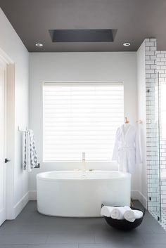 Pictures of the HGTV Smart Home 2017 Master Bathroom >> http://www.hgtv.com/design/hgtv-smart-home/2017/master-bathroom-pictures-from-hgtv-smart-home-2017-pictures?soc=pinterest
