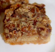 Dreamy they are!! Add toffee to the mix and they get dreamier!! While you all know I love to bake, for some reason, my pecan pies never ...