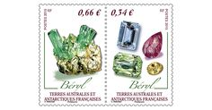 COLLECTORZPEDIA: TAAF Stamps Beryl