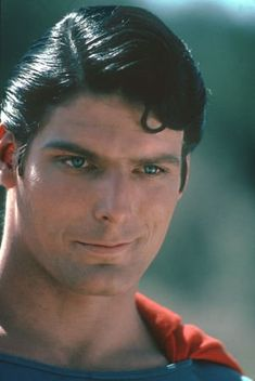 """Superman"" Christopher Reeve ...my favorite!"