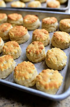 Who doesn't love fresh homemade biscuits? I sure do! This recipe is super awesome, quick, & easy. Why? Well it's got super-star ingredients in it like self-rising flour!