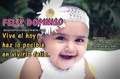 Centro Cristiano para la Familia: Que tengas un feliz Domingo.      Feliz Domingo.  ...
