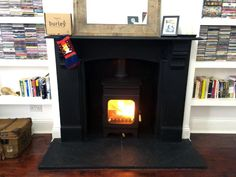 jotul stoves in victorian hearths - Google Search