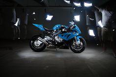 BMW S1000 RR BTS shot