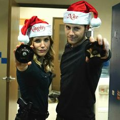 Chicago P.D. | Sophia Bush (Lindsay) and Jesse Lee Soffer (Halstead) #Linstead