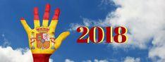 Espanjassa vuoden 20018 kalenteriin on merkitty yhteensä 10 kansallista pyhäpäivää.