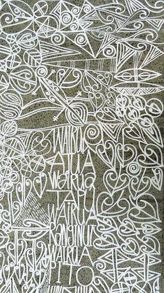 Tracey Tawhiao Waihekeimage_verysm Maori Patterns, Maori Designs, Atelier D Art, New Zealand Art, Jr Art, Maori Art, Kiwiana, Art Classroom, Artist Painting