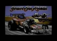 A collestion of high-res title screens using superb PAL filters for recreating what it really looked like back Mega Drive Games, Car Racer, Stunts, Monster Trucks, Screens, Gaming, Canvases, Videogames, Waterfalls
