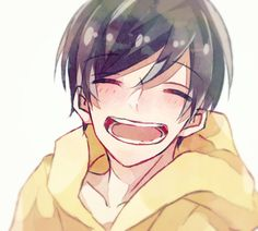 Find images and videos about osomatsu-san, osomatsu and jyushimatsu on We Heart It - the app to get lost in what you love. Sad Anime, Anime Eyes, Anime Art, Cool Anime Pictures, Paladin, Sans Cute, Comedy Anime, Ichimatsu, Hot Anime Guys
