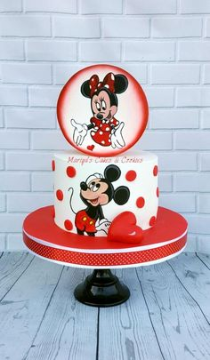 Mickey Minnie by Mariya's Cakes & Cookies