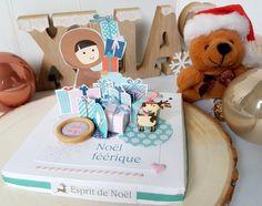 Boîte à explosion Noël - Le scrapauroreblog Children, Explosion Box, Young Children, Boys, Kids, Child, Kids Part, Kid, Babies