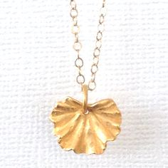 SUMMER STAPLE...gold charm necklaces