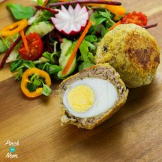 Syn Free Vegetarian Scotch Eggs   Slimming World