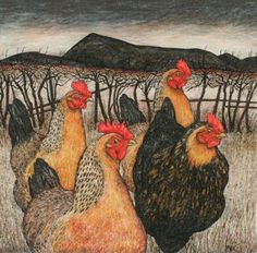 Seren Bell - Chickens