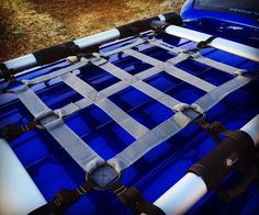 PLatform Net for OEM Nissan Xterra/Frontier Roof Rack