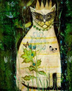 Sarah Kiser / King Of Cats