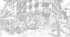 Feng Zhu Design: FZD Term 2 Students - Composition