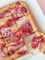 Raspberry Coffee Cake   KitchenDaily.com