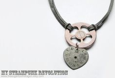 For The Love of Time  My Steampunk by thesugartoothdragon on Etsy, $35.00