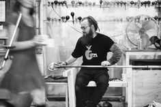 under construction Metal Workshop, Glass Art, Van, Construction, Studio, Building, Studios, Vans, Vans Outfit