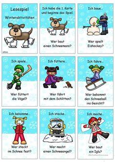 Lesespiel_Winteraktivitäten 1 _ leichte Version