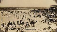 Kirra Beach,Queensland,Australia ca.1930s.A♥W
