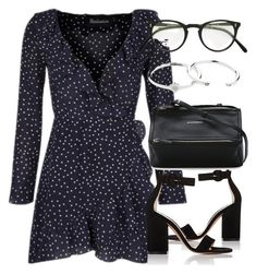 Untitled #6598 by laurenmboot on Polyvore featuring polyvore, Mode, style, Gianvito Rossi, Givenchy, Zimmermann, Oliver Peoples, fashion and clothing