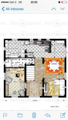 ASSIGNMENT 4 FLOOR PLAN Interior Design Institute Assignments