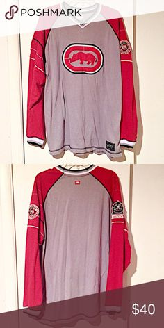 💥Ecko Long Sleeve💥 Men's Ecko long sleeve knit jersey. Only worn ONCE! In PERFECT CONDITION! 100% Cotton Ecko Unlimited Shirts