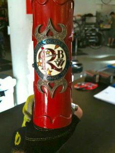 Rivendell Custom head badge