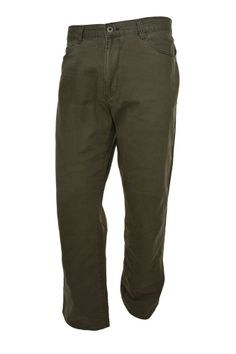 Timberland Mens Khaki Pants 42x32 Chino Casual Green Straight Fit Jeans NWOT