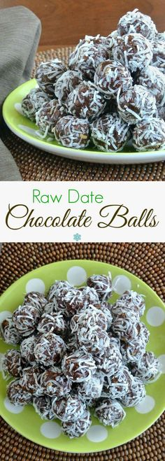 Raw Date Chocolate B